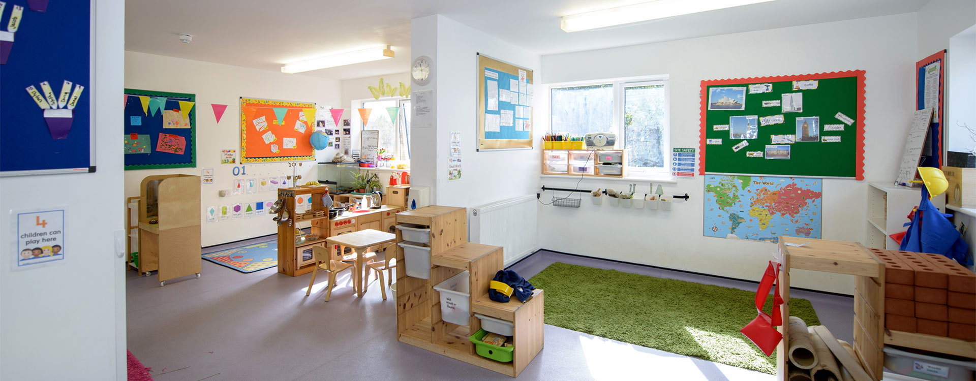 Little Learners Day Care - Squirrels Room